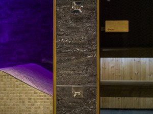 The Lovers Sauna and Heated Relaxation Room