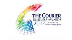 Courier business award 2016 award.