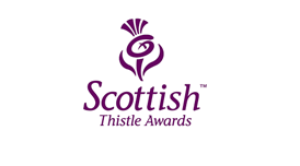 thistle awards 2013 award.